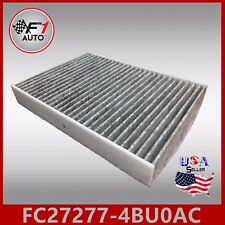 FC29064C WP10179 PREMIUM CABIN AIR FILTER for 2014-2018 ROGUE CARBON
