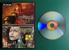VIDEOGAME PC - GOTHIC II GOLD EDITION + ARCANUM - USATO