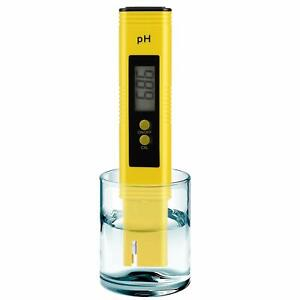 PH Meter for Water Hydroponics Digital PH Tester Pen 0.01 High Accuracy Pocket