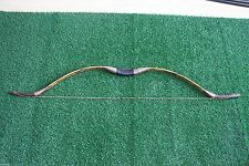 40 Lbs Handmade Traditional Bow Simulate Snake Skin Leather Mongolian Longbow
