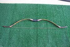 40 LB Handmade Traditional Bow Simulate Snake Skin Leather Mongolian Longbow