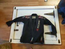 Bjj Koral Gi top black kimono brazilian Jiu jitsu A1