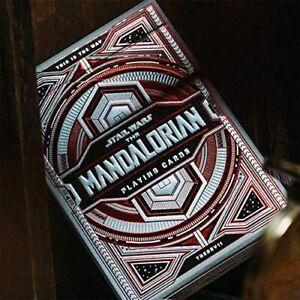 Baraja de Poker The Mandalorian Star Wars Disney Theory11 USPCC playing cards