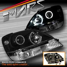 Black CCFL Angel Eyes Projector Head Lights for Lexus RX300 XU10 99-03