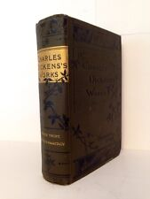 Oliver Twist-Picture from Italy Charles Dickens's Works Copperfield Edition 1900