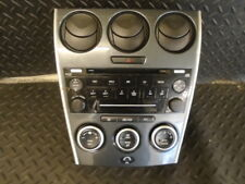 2007 MAZDA 6 2.0 D 5DR ESTATE CD CHANGER / CD PLAYER & A/C HEATER CONTROL PANEL