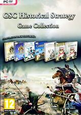 COSSACKS COLLECTION ANTHOLOGY   2 AMERICAN CONQUEST GAMES for PC SEALED NEW