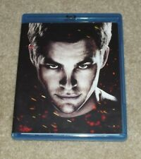 STAR TREK (BluRay, '09) CHRIS PINE & Zachary Quinto ERIC BANA Leonard Nimoy FILM