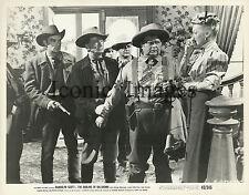 ORIGINAL 1949-MOVIE STILL-THE DOOLINS OF OKLAHOMA-WESTERN-CHARLES KEMPER-GUN