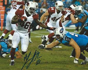 GFA Arizona Cardinals KYLE AUFFRAY Signed 8x10 Photo K3 COA