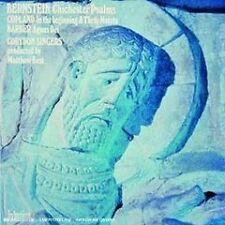 BERNSTEIN Chisester Psalms COYDON SINGERS CD UK IMPORT