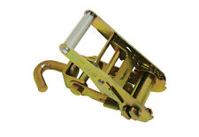 5 tonne SHORT HANDLE RECOVERY RATCHET WITH SWIVEL HOOK  tie down trailer straps
