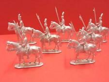 Zinnbrigade Zinnfiguren Preußische Ulanen  14- tlg