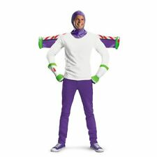 BUZZ LIGHTYEAR KIT toy story jet pack adult mens halloween costume accessory set