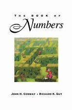 The Book of Numbers by John H. Conway and Richard K. Guy (1998, Hardcover)