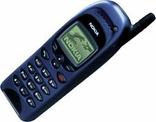 Unlocked Nokia 6150 2G GSM 900 1800 Cellphone Infrared port Old Mobile Phone