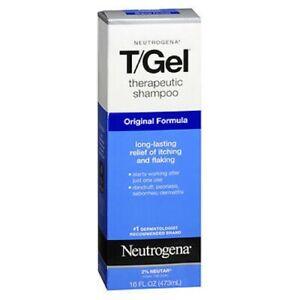 Neutrogena T/Gel Therapeutic Shampoo Original Formula 1