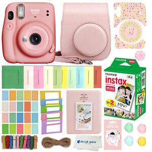 Fujifilm Instax Mini 11 Instant Camera 20 Fuji Films & Accessories
