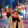 Inflatable Reindeer Antler Hat Ring Toss Game Toys Christmas Party Kids Toys