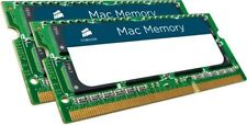 Mémoires RAM DDR3 SDRAM Corsair avec 2 modules
