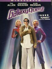 Galaxy Quest (Dvd,1999, Widescreen) Tim Allen, Sigorurney Weaver, Alan Rickman