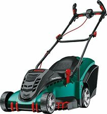 Bosch Rotak 430 LI Ergoflex Cordless Lawn Mower with Two 36 V Lithium-Ion
