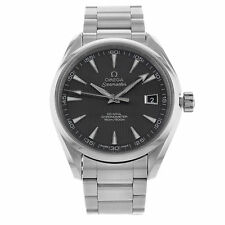 Stainless Steel Band Men's Adult OMEGA Wristwatches