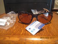 NWT--SunDog Sunglasses--Delta #21032--Tortoise Shell--Smokey Brown Mela Lens