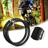 26*1.95 Mountain Bike Bicycle Tyre Ultralight Anti Puncture Folding Tire Black