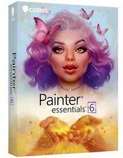 Corel Painter Essentials 6 for Windows/Mac ✔NEW✔