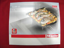 BACKBLECH HUBB51 Fettpfanne anthrazit ORIGINAL MIELE 9519720
