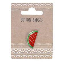 Pin/Button Badge ~ WATERMELON