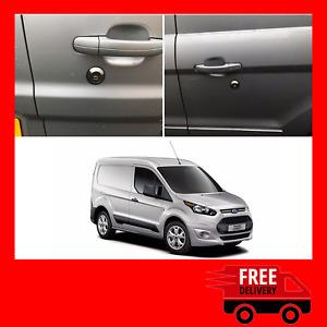 Ford Transit Connect 2014> Rear Slamlock Van Security Kit