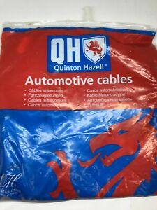 Quinton Hazell Clutch Cable -OE Quality- Fits Peugeot Partner & Citroen Berlingo
