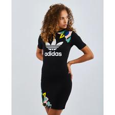 {GC6829} adidas HER Studio London Tee Dress - Black *NEW*