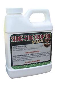 Whitetail Institute Sure-Fire Crop Oil Plus - 1 pint