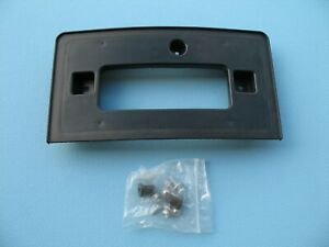16 17 18 ACURA ILX FRONT BUMPER COVER LICENSE PLATE BRACKET TRIM 71145-tv9-a0 #9