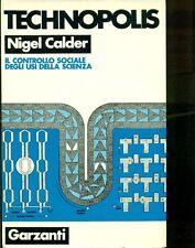 CALDER Nigel - Technopolis