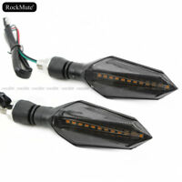 Running Sequential LED Turn Signal Light For Yamaha YZF R1/M/S R3 R15 R25 XSR900