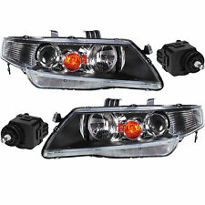 Headlight Set for Honda Accord Cl / Cm with Indicator Incl . Motor