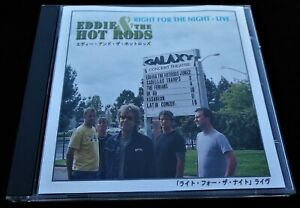 Eddie & The Hot Rods: Right For The Night - Live VP390CD Quit This Town Japan