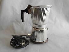 Caffettiera girmi 6 tazze  espresso stakbloc  elettrica   moka express vintage