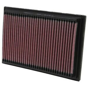 K&N Filters 33-2182 Hyundai Accent 1.5L-I4  2000 Replacement Air Filter