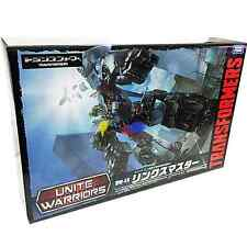 Transformers Takara Unite Warriors UW-EX Savior Combiner Lynx Master MISB