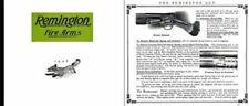 Remington 1906 Firearms Catalog