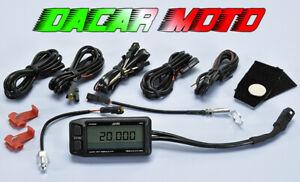Compte-Tours RPM + 2 Temperature POLINI Piaggio Liberty 125 3V c. -à- 2013>