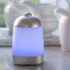 SpaRoom SpaMist Ultrasonic Mystic Mister and Fragrance Diffuser Silver NEW