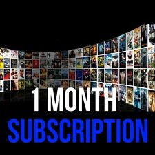 IPTV Subscription 24 hours Trial Gold Package  Firestick smart TV mag android