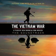 THE VIETNAM WAR: A FILM BY KEN BURNS & LYNN NOVICK - THE SOUNDTRACK (2 CD) *NEW*