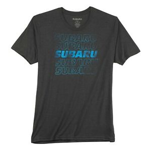 Subaru Official Stack ECO Tee T Shirt Impreza WRX Ascent Forester Outback Legacy